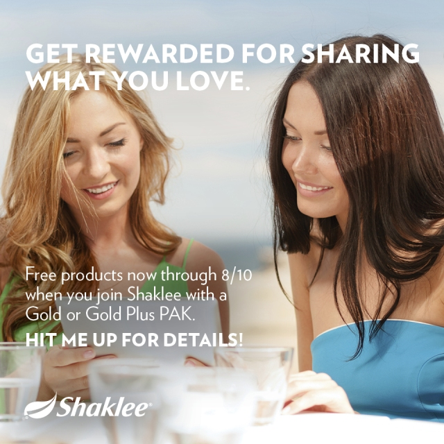 Get rewarded for sharing LRG