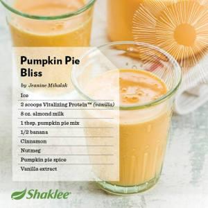 PumpkinPieSmoothieRecipe