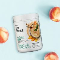 Special Offers Summer Peach Life Shake -Limited Edition